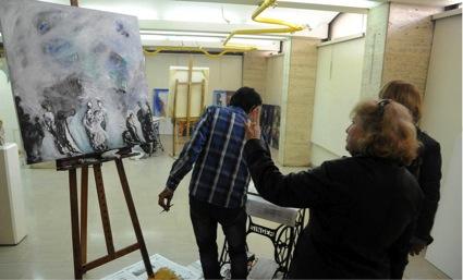 Syrien Galerie