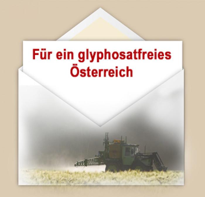 Offener Brief Für Ein Glyphosatfreies österreich