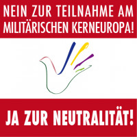 Frieden Neutralität